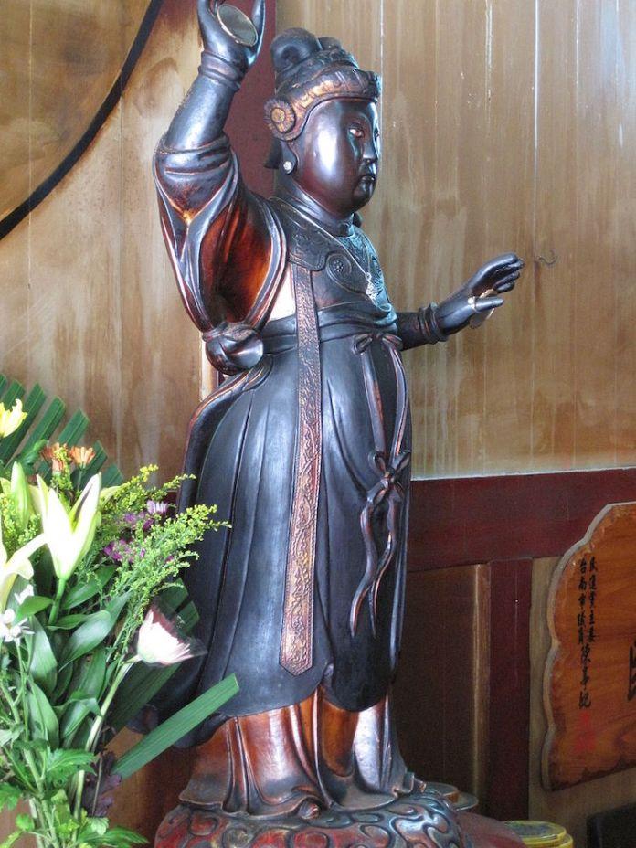 diosa leizi o dianmu