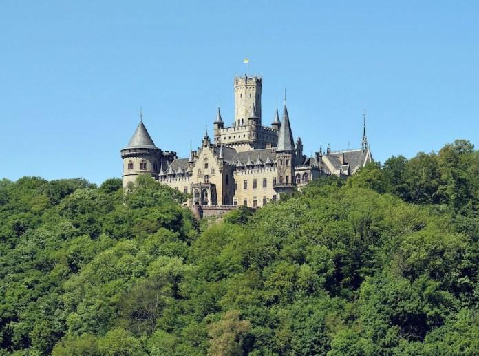 castillo de Marienburg hannover