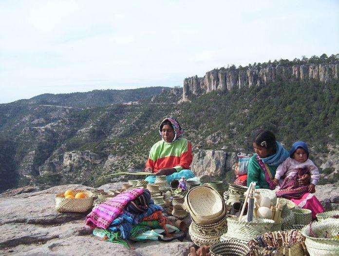 pueblo tarahumara