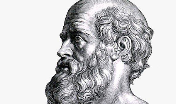 medio griego hipocrates
