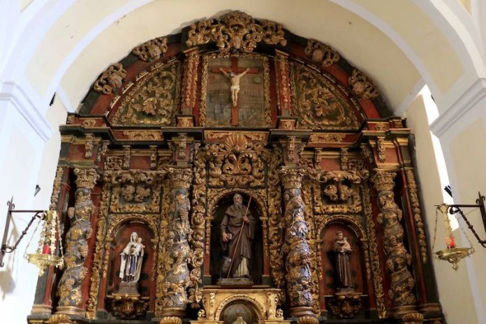 retablo iglesia san anton bujalaro