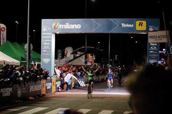 Rachele Barbiere wins Milano No.7, she also took both primes! ? @vernor