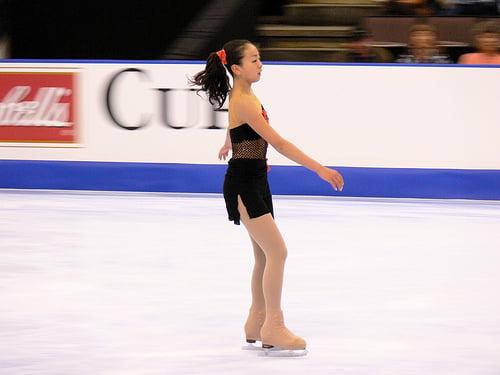 浅田真央 キムヨナ ソチへ向けライバルは。韓国選手権 2014 フリー高得点のヨナ