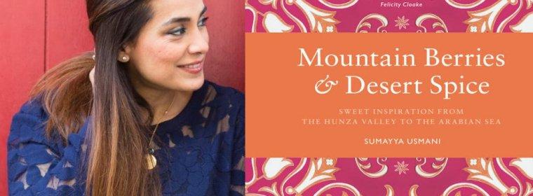 Mountain Berries by Sumayya Usmani