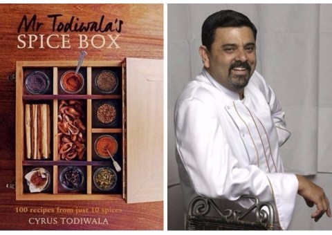 Mr Todiwalas Spice Box by Cyrus Todiwala