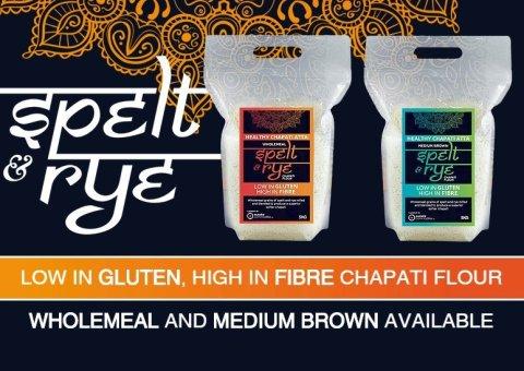 Spelt and Rye Flour