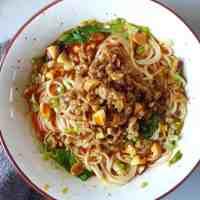 Dan Dan Noodles(担担面): a street food wonder
