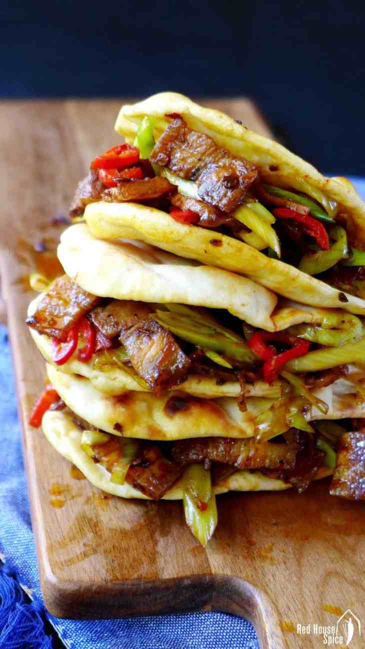 Fragrant and spicy, twice-cooked pork is a mouth-watering Chinese Sichuan delicacy. This recipe shows you how to cook it faster without compromising the taste.