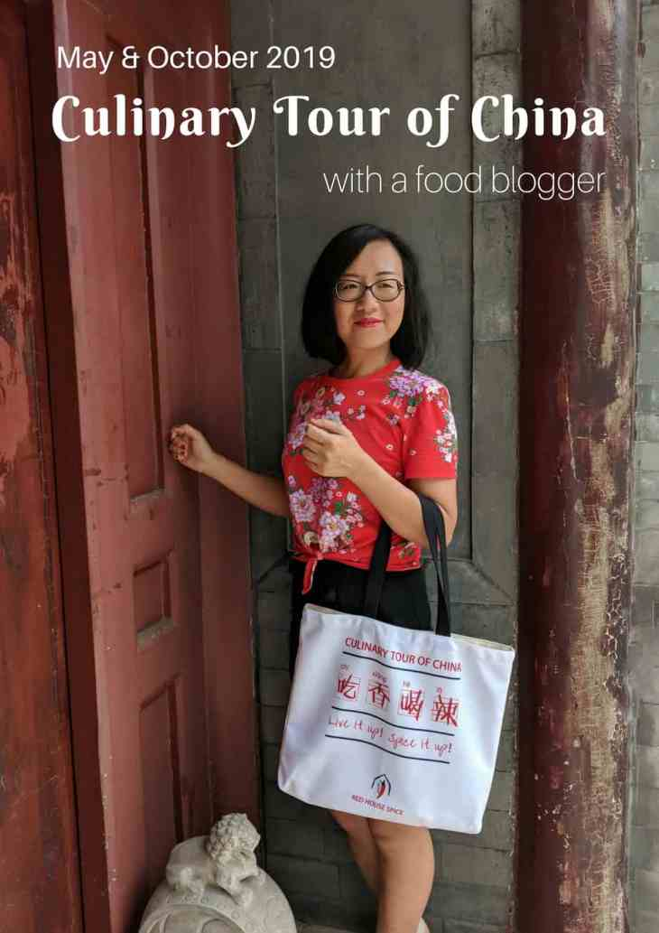 Culinary tour 2019: Join me and taste the essence of China – Red
