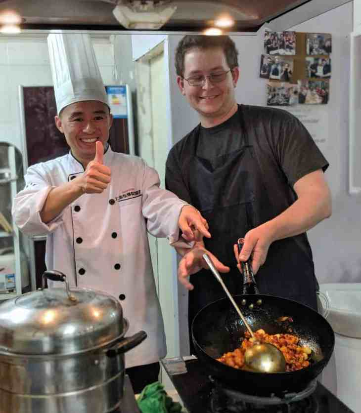 Culinary tour of China 2018-Beijing cooking class