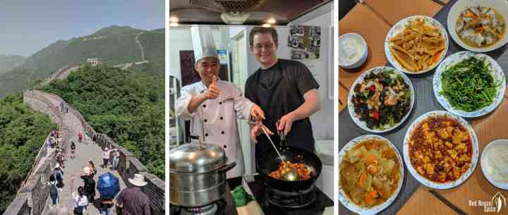 A fourteen day culinary tour of China, with an enthusiastic native Chinese food blogger, exploring some of China's most diverse gastronomic traditions and culture.
