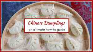 uncooked dumplings on a tray