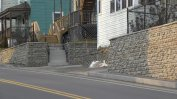 Ann Arbor Redi-Scapes Street Side Retaining Walls