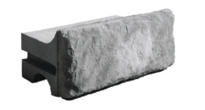 Limestone Top Block Redi-Rock 1225 lbs