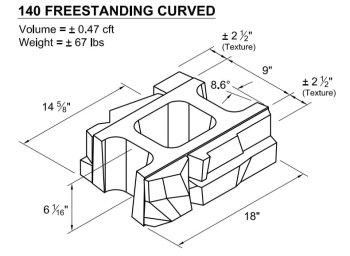 Redi-Scape_Block_140_Freestanding_Curve