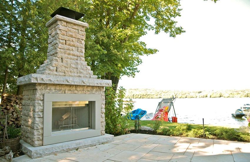 Rosetta Claremont Fireplace Kit Auburn Ridge Gallery_2a