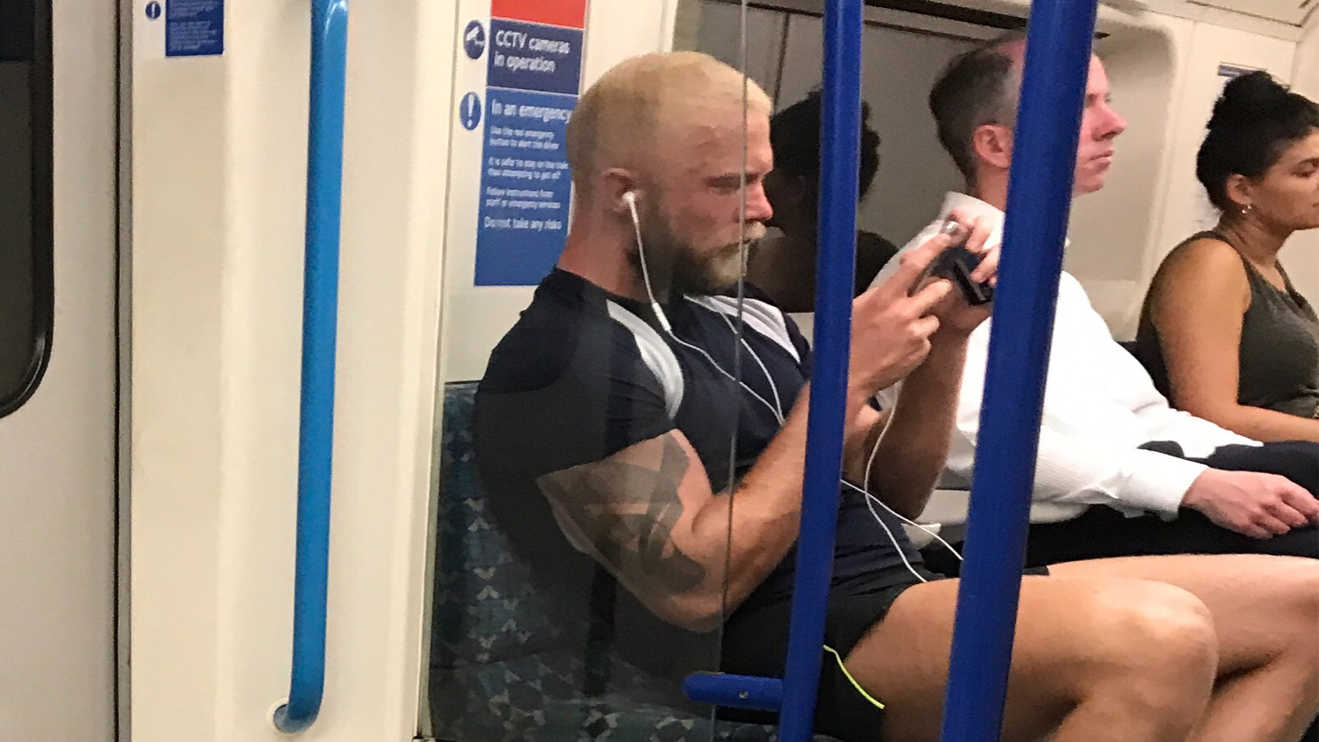 Tube Crush Website Reveals that Women Fancy Men with Muscles and Money
