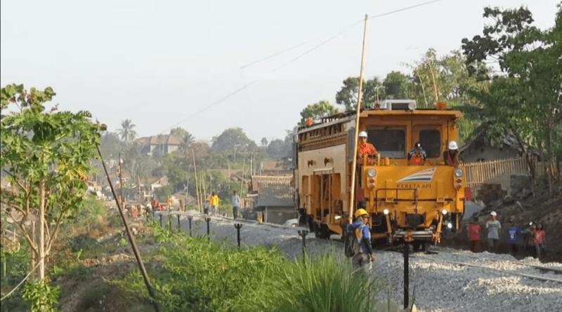 Kemenhub Batasi Pembangunan Prasarana Perkeretaapian