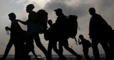 Migrantes: Viajeros buscando mejores horizontes.