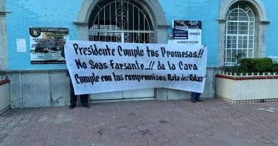 Campesinos de un Pozo de Teotlalzingo amenazan con Cerrar la Presidencia Municipal ngo