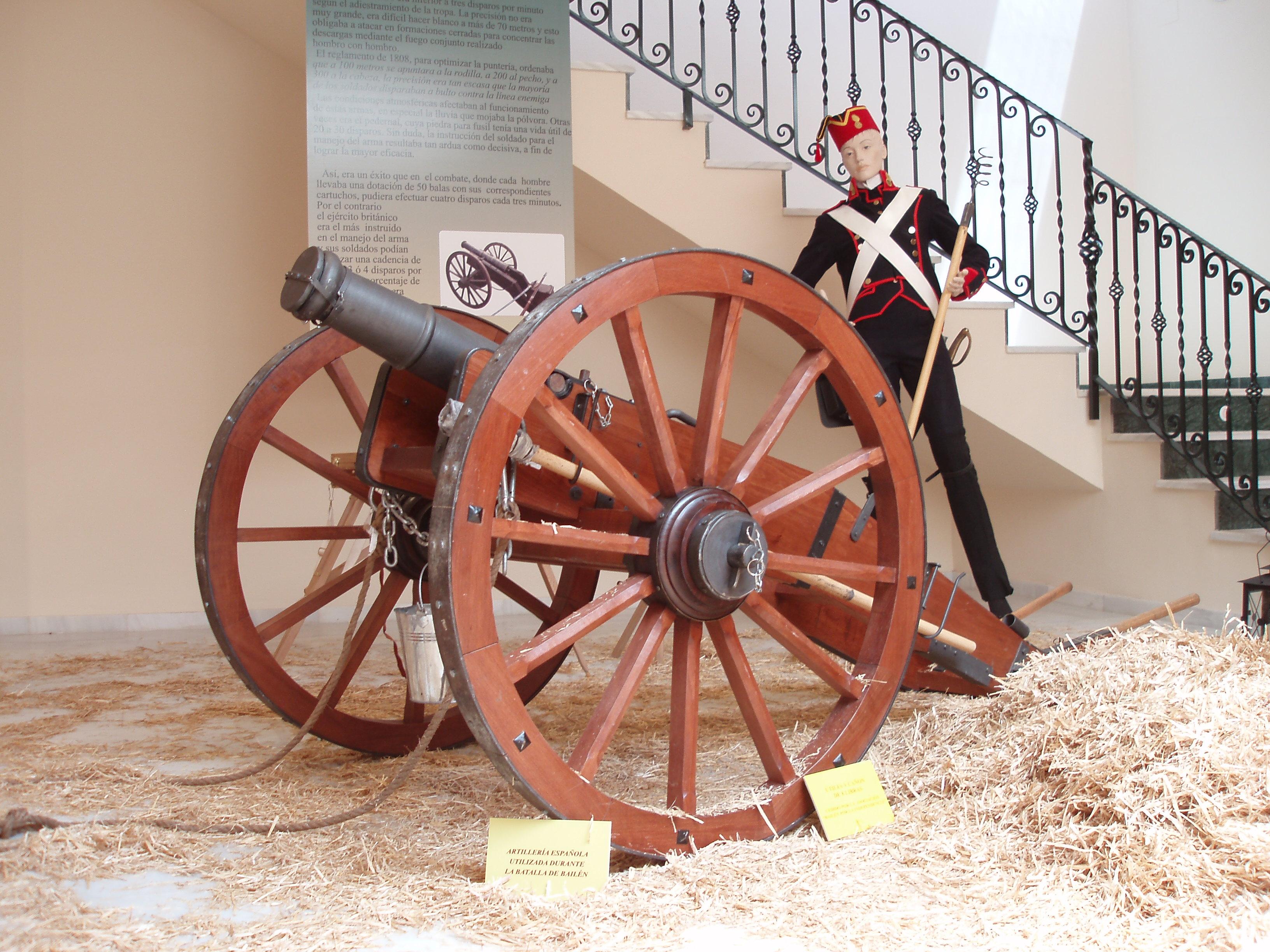 cañón_guerra_independencia_juan_valera_batalla_bailén