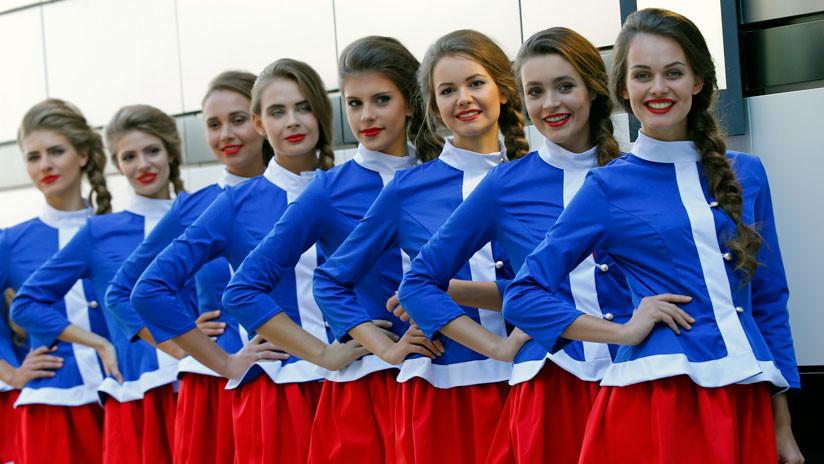 Kremlin: Las mujeres rusas son las mejores del mundo y tendrán relaciones con quien les plazca