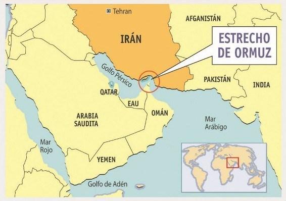 """General iraní: """"el estrecho de Ormuz será para todos o para nadie"""""""