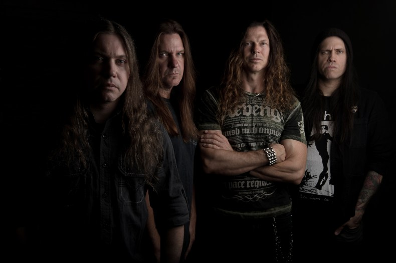 Chris Broderick's Act Of Defiance's New Album Old Scars, New Wounds Out On September 29