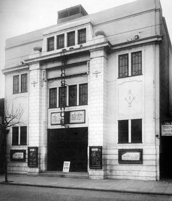 The Grovesnor Cinema 1922