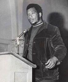 image of Fred Hampton speaking