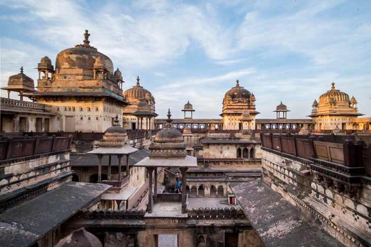 Image result for Orchha