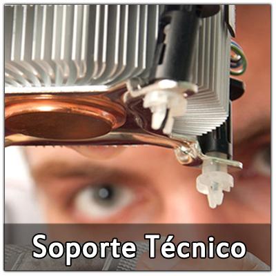 Soporte Técnico, Informática Empresarial