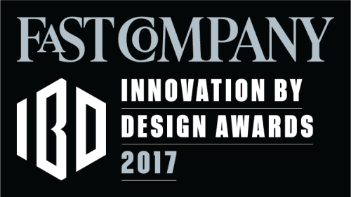 Fast Company Innovation By Design Awards 2017