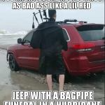 The RedJeepDorian - Bagpipe Funeral Meme