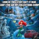 The RedJeepDorian - Little Mermaid Meme