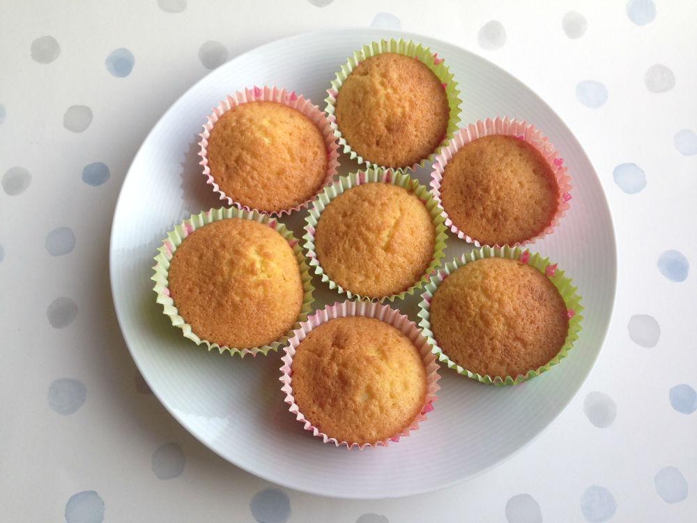 Cupcakes Vs Fairy Cakes