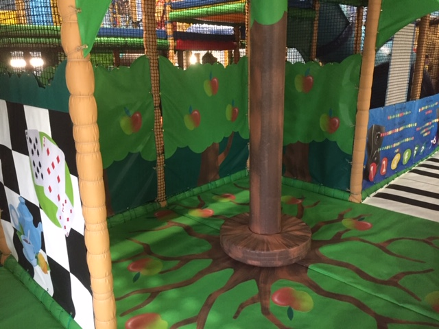 Bicester Avenue soft play, Wyevale Bicester soft play, Blue Diamond Bicester soft play