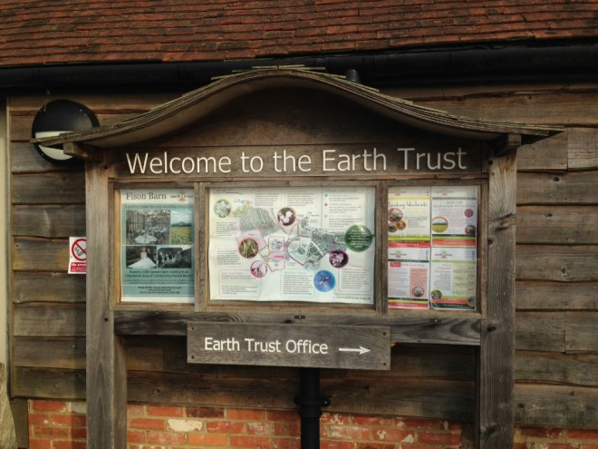 the earth trust centre
