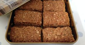 flapjack recipe, easy flapjack, flap jack, how to make flapjacks