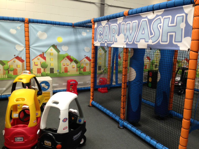 Drive Through Car Wash Cost >> Kids 'n' Action - Red Kite Days