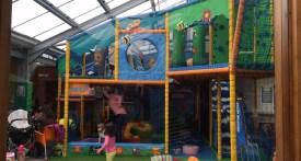 hilltop garden store soft play, toddler, kids