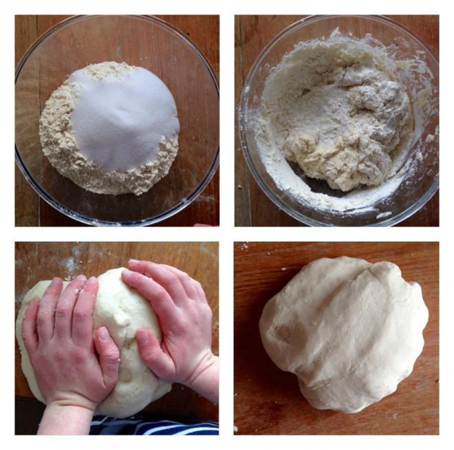 salt dough, how to make salt dough, salt dough recipe, salt dough tutorial, salt dough instructions