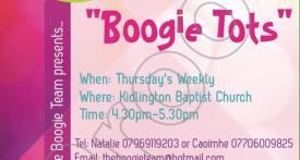 boogie tot, kidlington, dance, toddler