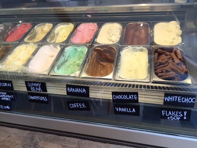 Milk Shed ice cream