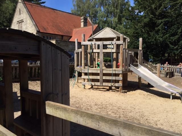 steeple aston playground