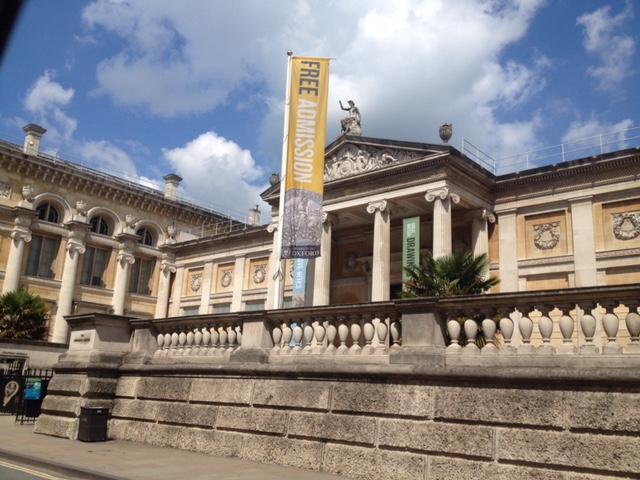 ashmolean, museum, kids, oxford, free