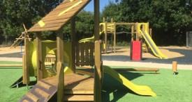 kidlington play park, exeter park kidlington