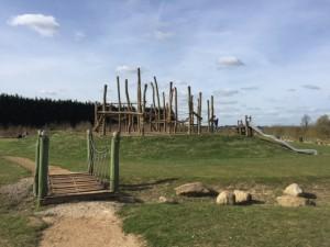 kilkenny lane country park, carterton, brize norton, witney, oxfordshire, play park