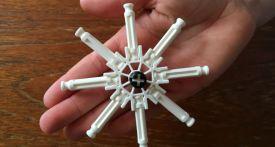 DIY fidget spinner, Knex fidget spinner, how to make your own fidget spinner, homemade fidget spinner, fidget spinner tutorial