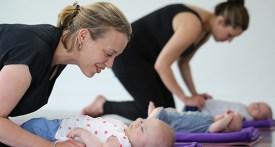 postnatal yoga chesterton, felicity wood yoga, postnatal yoga bicester